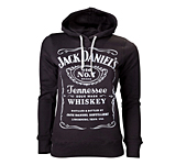 Dámská mikina Jack Daniels Female Hoodie, Black, Logo