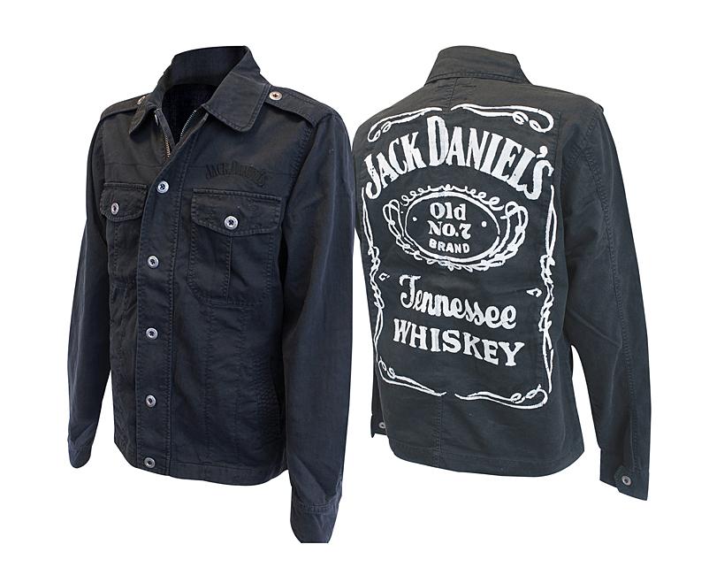 Bunda Jack Daniels Jacket