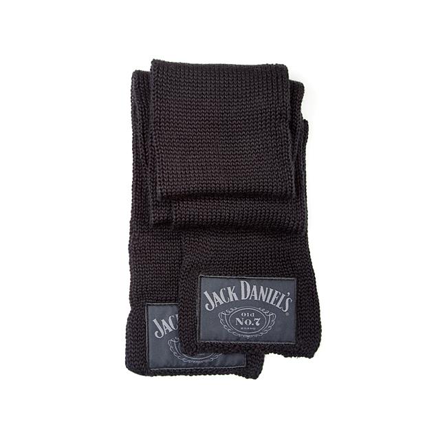 Šála Jack Daniels - Black Scarf