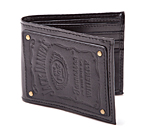 Peněženka Jack Daniels - Bifold Wallet Leather Patch