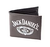 Peněženka s výšivkou Jack Daniels - Bifold No.7 White Logo