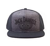 Čepice kšiltovka Jack Daniels Logo Snap Back