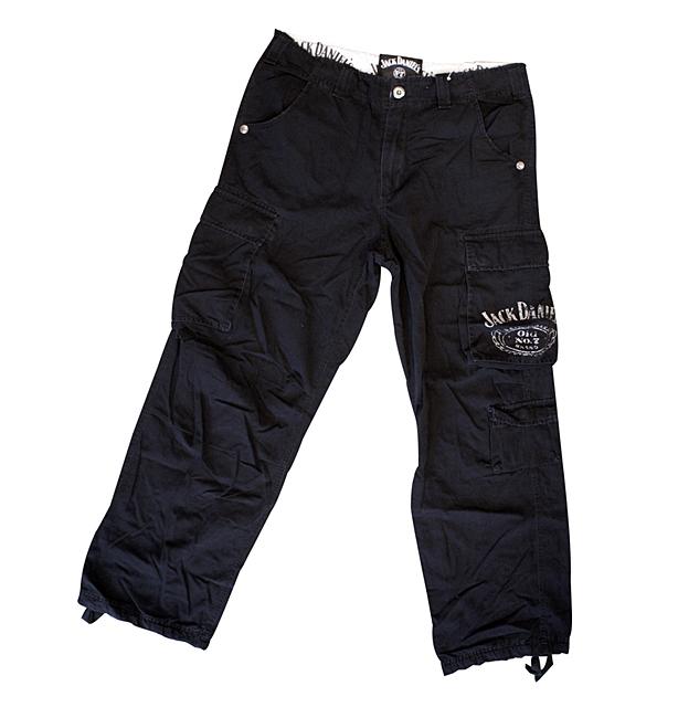Kalhoty Jack Daniels Black Pants