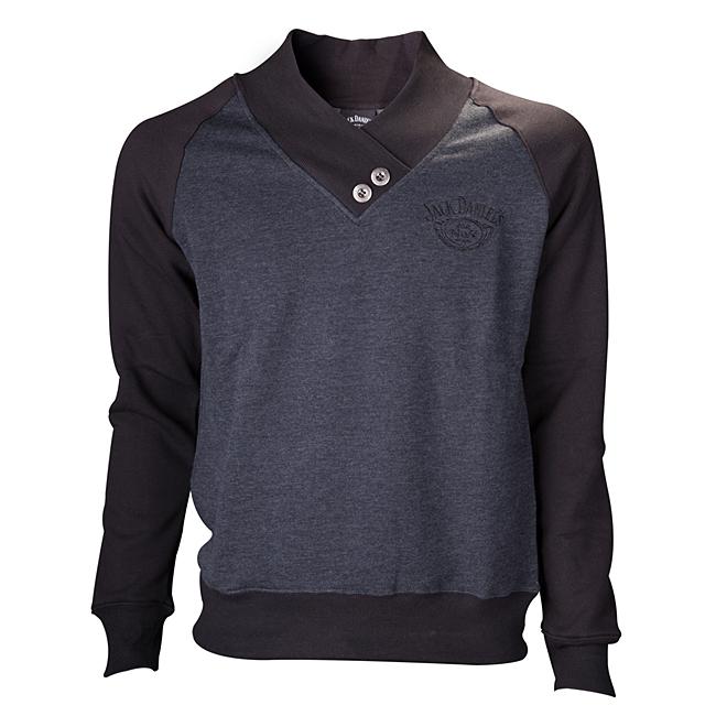 Tričko dlouhý rukáv Jack Daniels Sweater