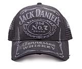 Čepice kšiltovka Jack Daniels - Black, Vintage Trucker Cap